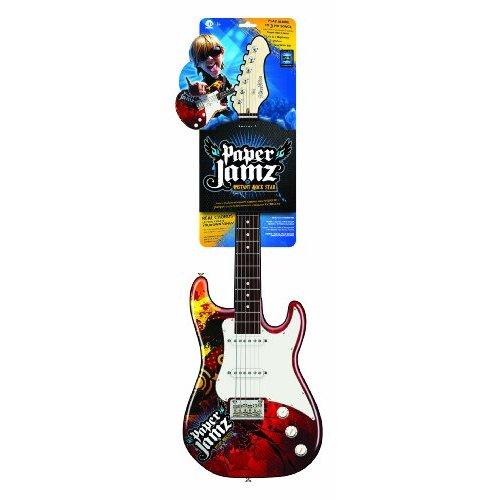Paper Jamz Guitar Instant Rockstar